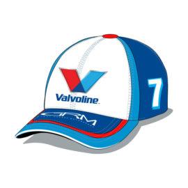 Valvoline Cap GRM Racing