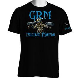 GRM Viking Mafia T-Shirt Front